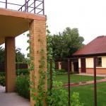 Садовая парковка