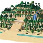Виды садов в Древнем Египте