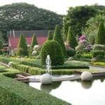 Основные элементы английского сада